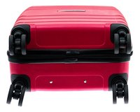 Davidt's set de 3 valises rigides Camino rouge-Base
