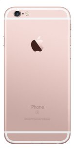 Apple iPhone 6s 16 Go or rose-Arrière