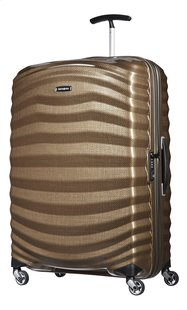 Samsonite Valise rigide Lite-Shock Spinner sand 75 cm