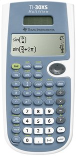 Texas Instruments calculatrice 30XS Multiview