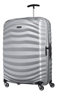Samsonite Valise rigide Lite-Shock Spinner silver 75 cm