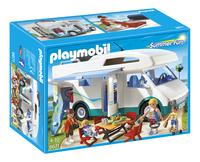 Playmobil Summer Fun 6671 Grote familie-camper