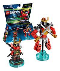 LEGO Dimensions figurine Fun Pack Ninjago 71216 Nya