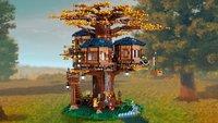 LEGO Ideas 21318 La cabane dans l'arbre-Image 1