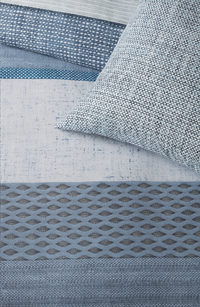 Beddinghouse Dekbedovertrek Durness blue katoen 140 x 220 cm-Artikeldetail