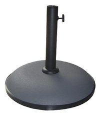 Parasolvoet beton 25 kg  antraciet