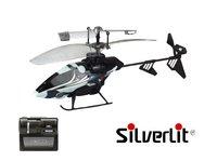 Silverlit helikopter Air Spiral blauw-Vooraanzicht