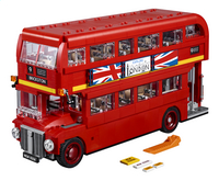 LEGO Creator 10258 London Bus-Vooraanzicht