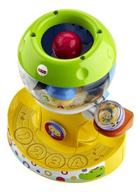 Fisher-Price Silly Safari Swirl'n Tunes Gumball-Vue du haut
