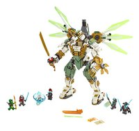 LEGO Ninjago 70676 Le robot Titan de Lloyd-Avant