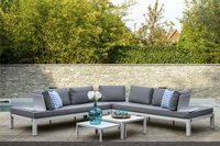 Suns Blue Loungeset Easy-Afbeelding 2