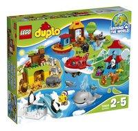 LEGO DUPLO 10805 Le tour du monde