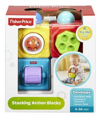 Fisher-Price stapelblokken Stacking Action Blocks