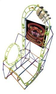 K'nex La spirale Cobra-Vue du haut