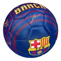 Voetbal FC Barcelona maat 5-Bovenaanzicht