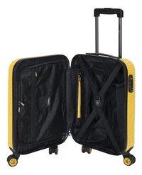 National Geographic Harde reistrolley Abroad Spinner geel 55 cm-Artikeldetail