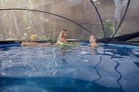 EXIT coupole pour piscines Wood ou Stone Ø 3 m-Image 2