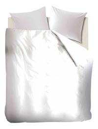 Ambiante Dekbedovertrek Jinne white katoen 240 x 220 cm-Vooraanzicht