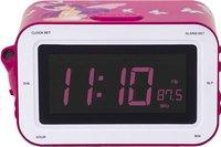 Bigben radio-réveil RR30 rose motif fée-Détail de l'article