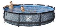 EXIT piscine Stone Ø 3,60 m-Image 2