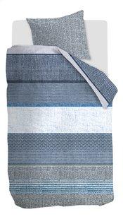 Beddinghouse Dekbedovertrek Durness blue katoen 140 x 220 cm-Vooraanzicht