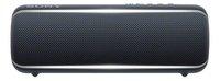 Sony bluetooth luidspreker SRS-XB22 zwart-Vooraanzicht