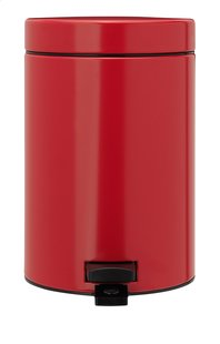 Brabantia Pedaalemmer Classic passion red 3 l