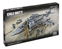 Mega Bloks Vliegtuig Call of Duty Combat Fighter-Vooraanzicht