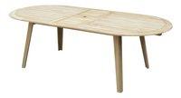 Ocean Table de jardin à rallonge Fitz teck L 200 x Lg 110 cm-Détail de l'article