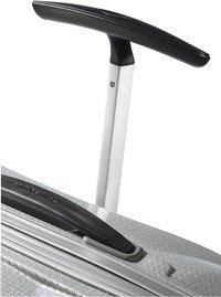 Samsonite Valise rigide Lite-Shock Spinner silver 75 cm-Vue du haut