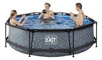 EXIT piscine Stone Ø 3 m-Image 2