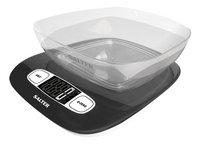Salter Digitale keukenweegschaal met mengkom SA1073 zwart