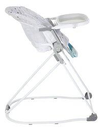 Badabulle Chaise haute gris-Détail de l'article