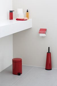 Brabantia Pedaalemmer Classic passion red 3 l-Afbeelding 1
