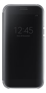 Samsung foliocover ClearView Galaxy A5 2017 zwart