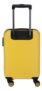 National Geographic Harde reistrolley Abroad Spinner geel 55 cm-Achteraanzicht