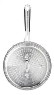 Tefal Sauteerpan Pro Inox 24 cm-Bovenaanzicht