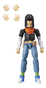Dragon Ball figurine articulée Android 17-Détail de l'article