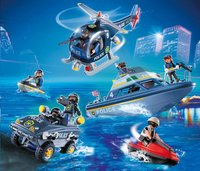 Playmobil City Action 9043 Le SWAT-Image 1