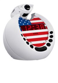 iCES wekkerradio met projectie USA ICRP-212-Artikeldetail