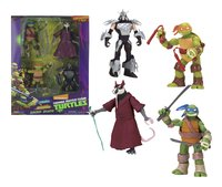 Set 4 figuren Ninja Turtles-Artikeldetail