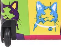 Saxoline Valise rigide Cats Upright 55 cm-Base