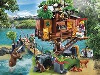 Playmobil Wild Life 5557 Cabane des aventuriers dans les arbres-Image 1