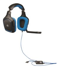 Logitech gaming headset voor pc G430  -Artikeldetail