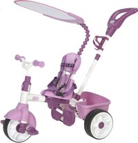 Little Tikes driewieler 4-in-1 roze-commercieel beeld