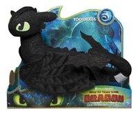 How to Train Your Dragon 3  figuur Deluxe Toothless-Vooraanzicht