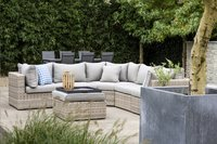 Suns Blue Loungeset Ferro taupe-Afbeelding 2