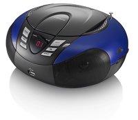 Lenco draagbare radio/cd-speler SCD-37-Linkerzijde
