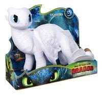 Dragons 3 figurine Deluxe Lightfury-Côté gauche
