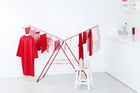 Brabantia Vlinderdroogrek T-model passion red-Afbeelding 2